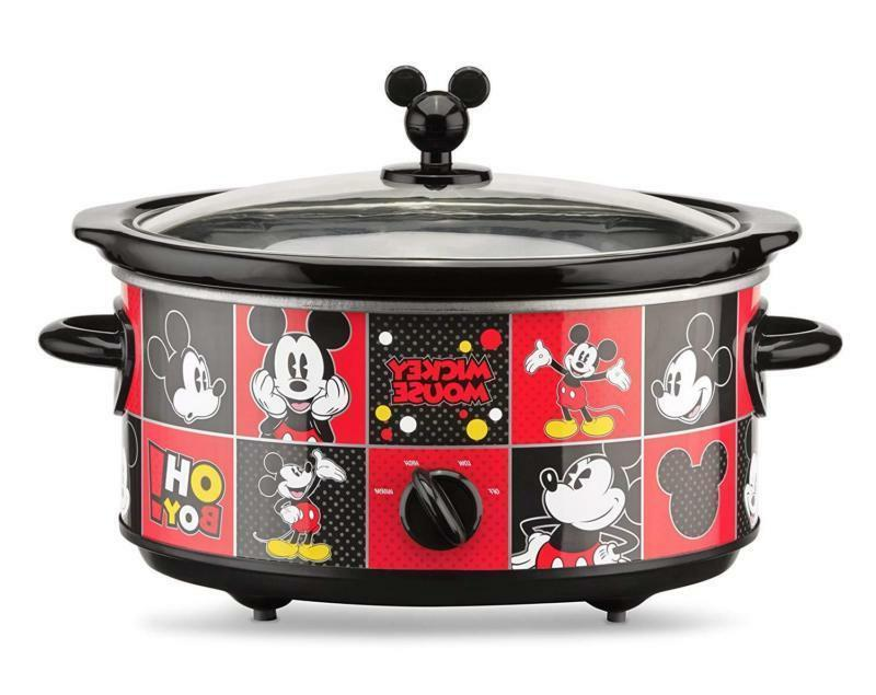 Mickey Mouse 5 Oval Cooker 20 Kitchenware