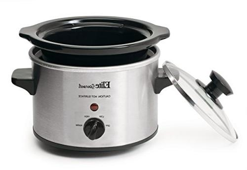 EC Qt Mini Slow Cooker