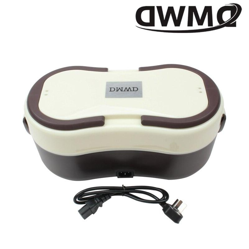 DMWD Heating Box Mini <font><b>Rice</b></font> Porrdige <font><b>Slow</b></font> steel Food