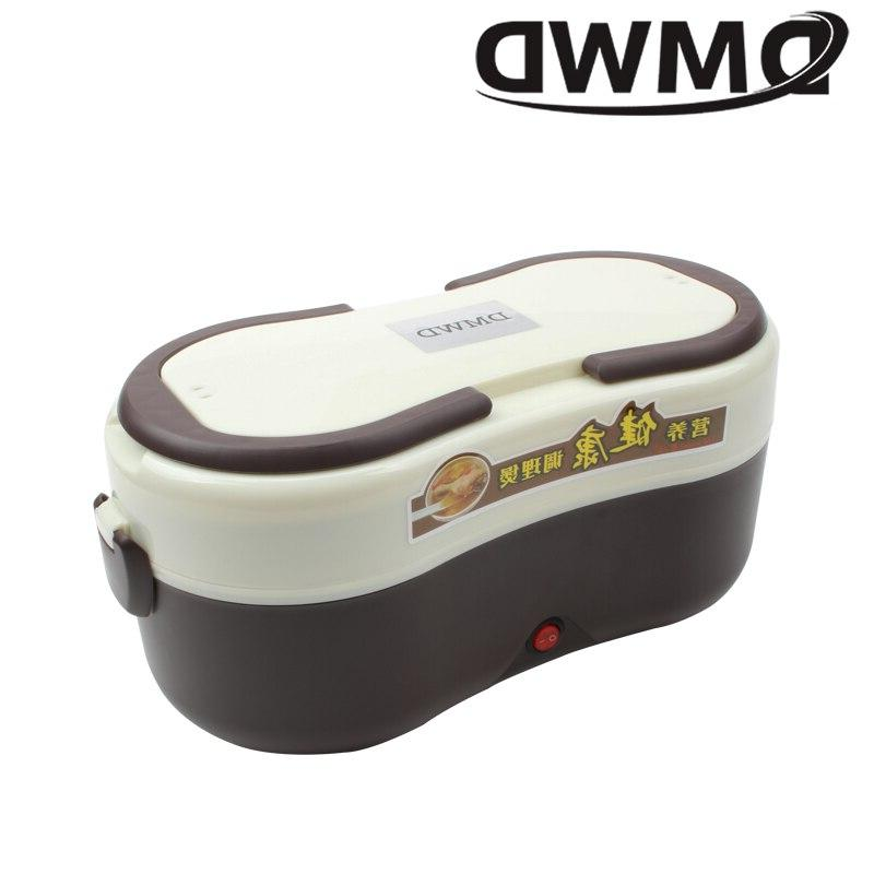 DMWD Box <font><b>Slow</b></font> Steamer Lunchbox Soup Stainless steel