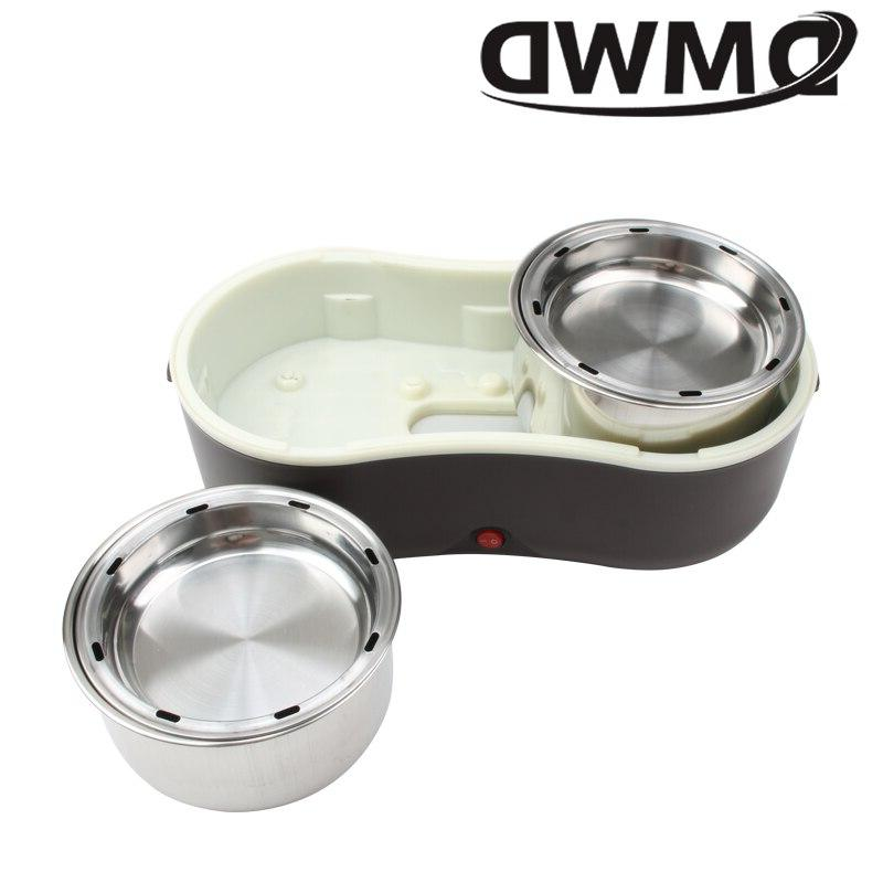 DMWD Box <font><b>Slow</b></font> Soup steel Food Container