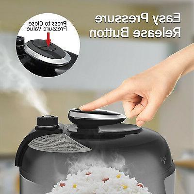 Electric Mini Pressure Programmable Pot