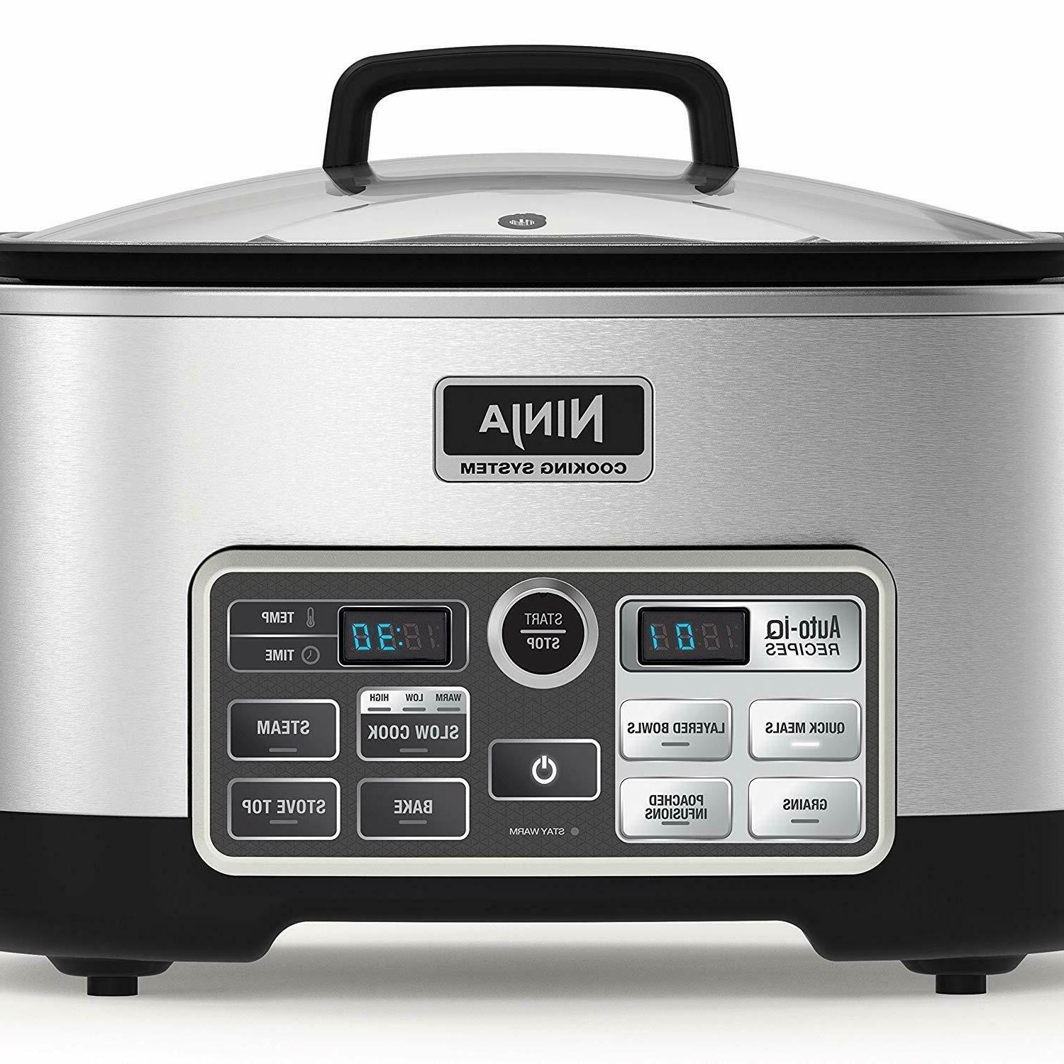 cooking system with auto iq cs 960