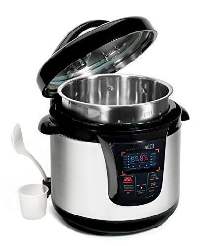 elite platinum electric pressure cooker