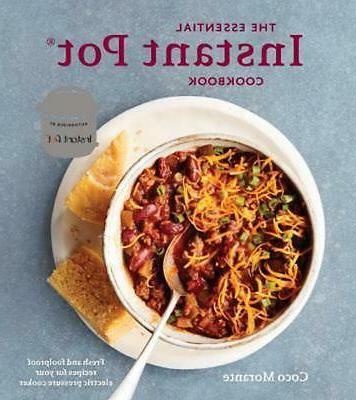 essential instant pot cookbook fresh foolproof recipes elect