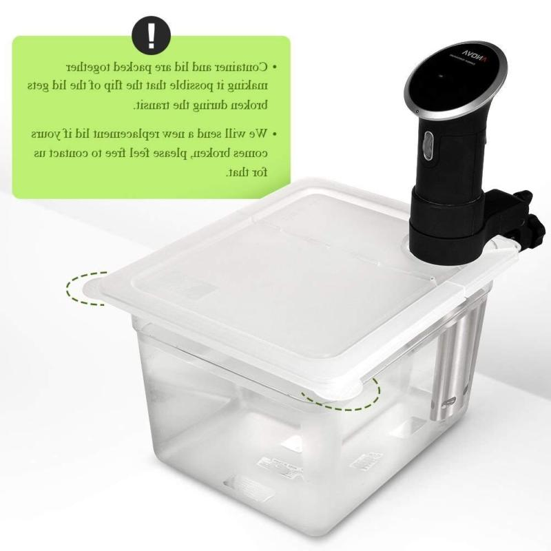 EVERIE Sous 12 EVC-12 with Collapsible for Anova