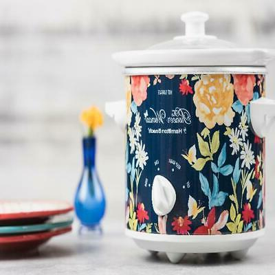 The Woman Fiona Floral and Vintage 1.5-Quart of 2