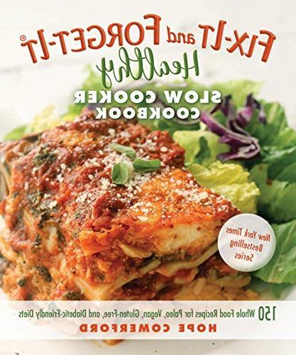 Fix-it Forget-it Slow Cooker Cookbook