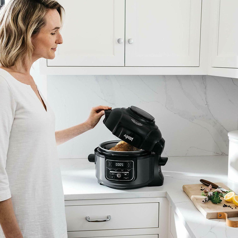 Ninja 7-in-1 Pressure Cooker, 5-Quart, New!