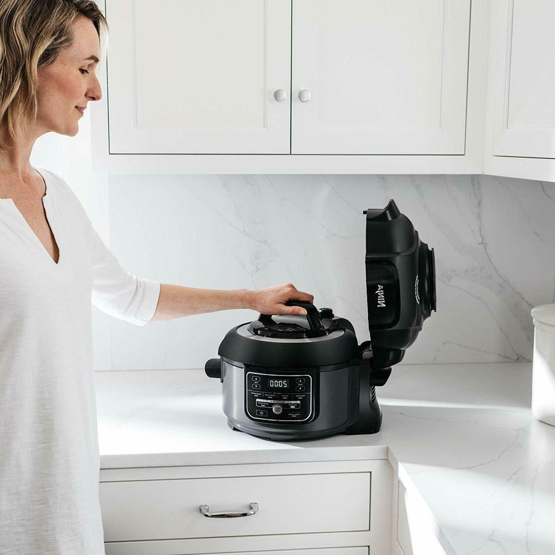 Ninja 7-in-1 Programmable Pressure Cooker, New!