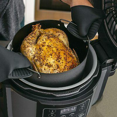 XL 9-in-1 Food Cooker, 8 Qts