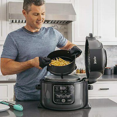 Ninja Deluxe XL 9-in-1 Cooker, 8 Qts