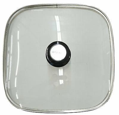 glass cover for 11 electric skillets 85863