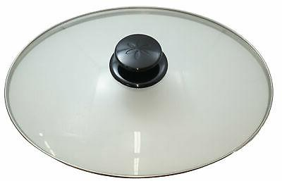 glass cover for oval electric skillets 85787