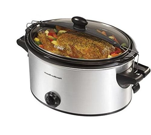 or 6-quart Cooker, Perfect Appliance for Making Favorite