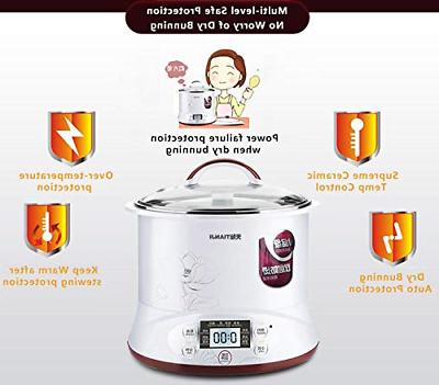 Healthy Smart Pot Electric Slow 2Qt/400W