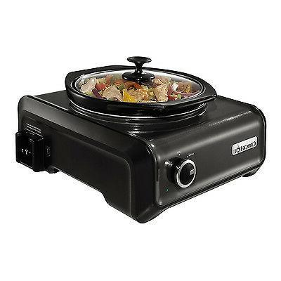 Crock-Pot Round Slow Cooker