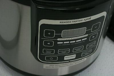 Ninja Pressure Slow Cooker Steamer w