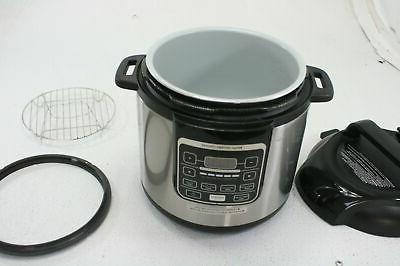 instant 1000 watt pressure slow multi cooker