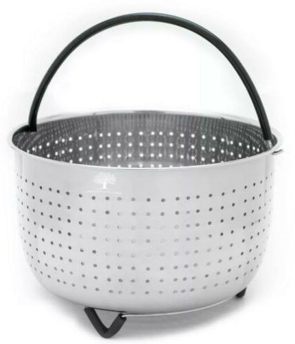 Steamer Basket for Pot QT Instapot 6QT