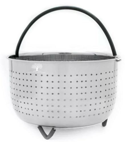 Steamer Basket for Instant Pot - QT Cooker Instapot