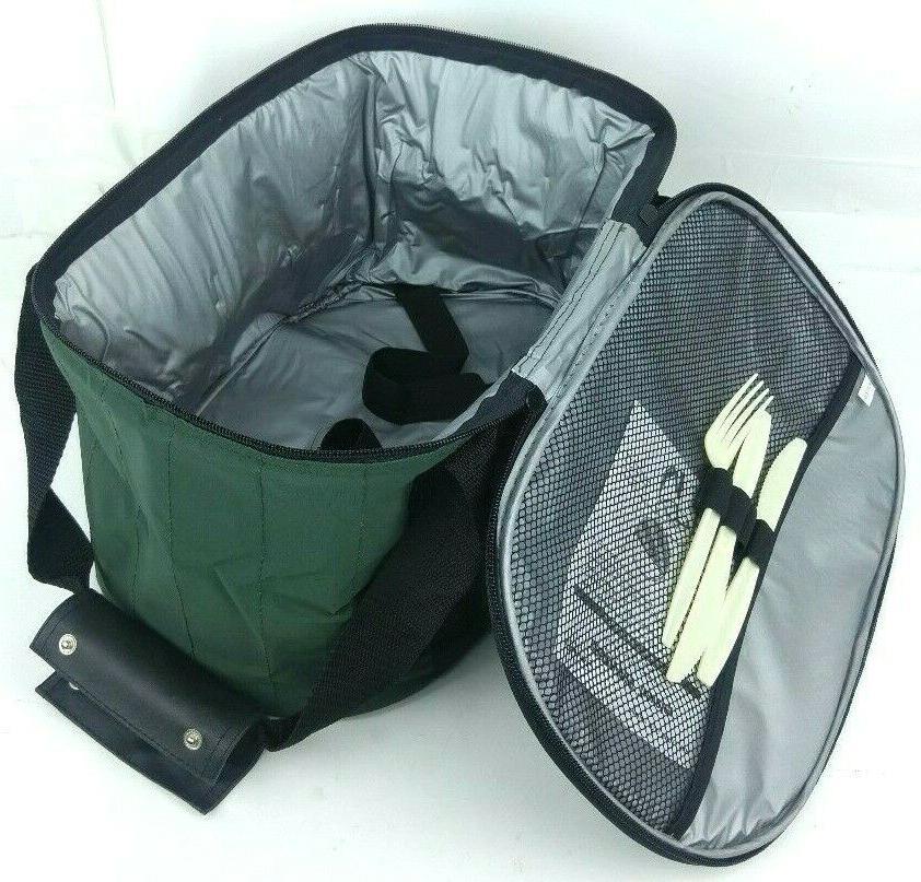 Insulated Crock Pot Bag 4 7 Quart Oval Shaped Slow Cooker