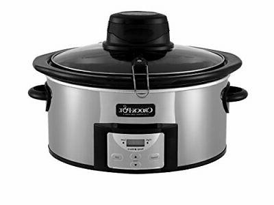 istir automatic stirring slow cooker