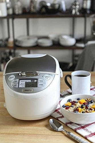 Tiger Rice Steamer, and Slow