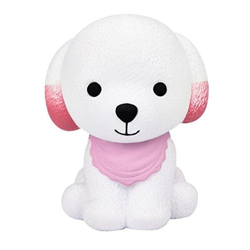 jumbo squishy cute puppy scented