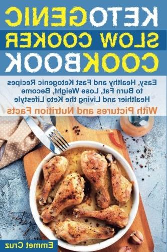 ketogenic slow cooker cookbook easy healthy fast recipes bur
