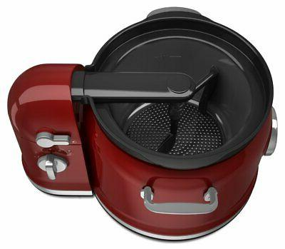 KitchenAid Candy Apple Multi-Cooker with 2-5