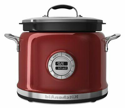 KitchenAid KMC4244CA Candy Multi-Cooker with 2-5