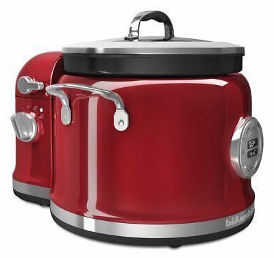 kmc4244ca candy apple multi cooker with stir