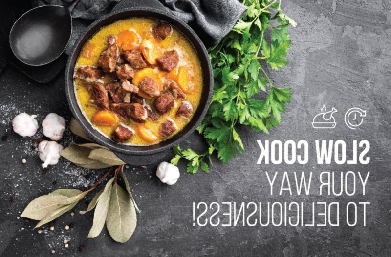 Chefman Locking Lid Cooker Stoneware Easy 6