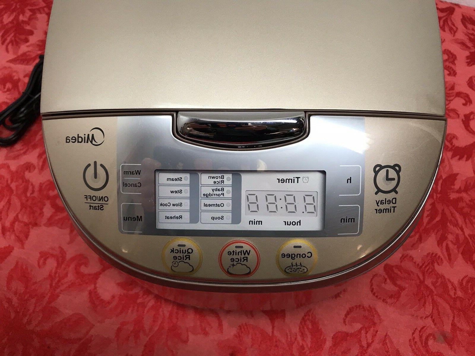 Midea 10 C. Smart Cooker Slow Cook