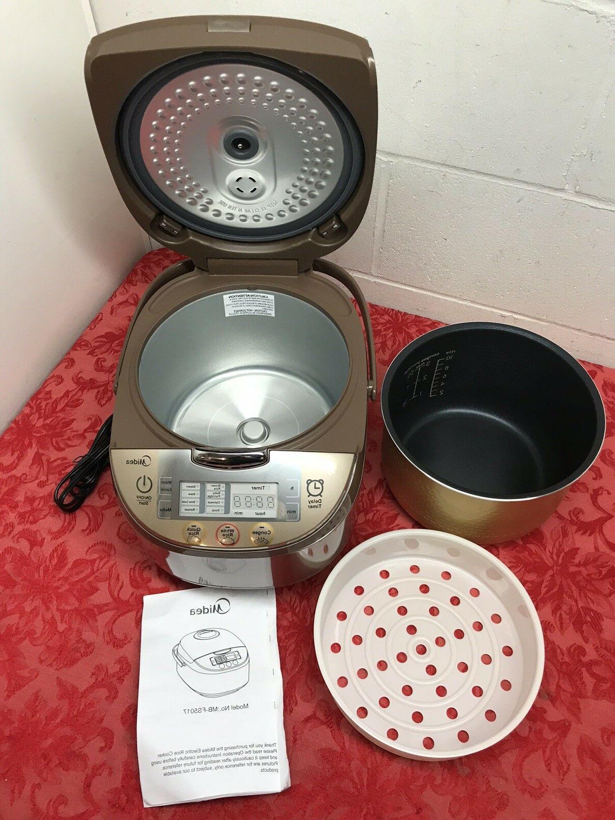 Midea Mb-fs5017 10 Smart Slow Cook