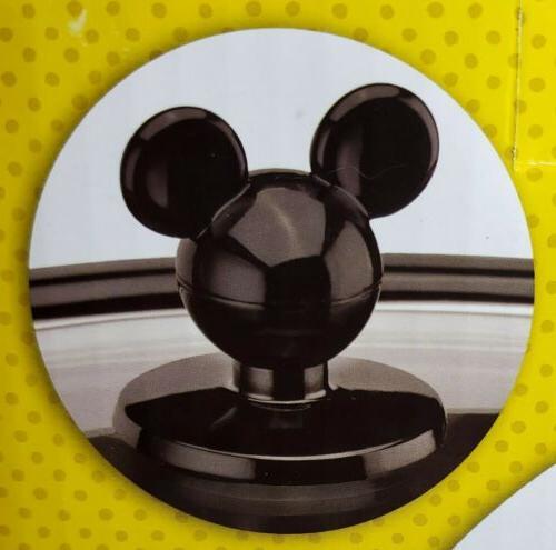 Mickey 5 Quart Oval 20 Oz Dipper Pot Fast