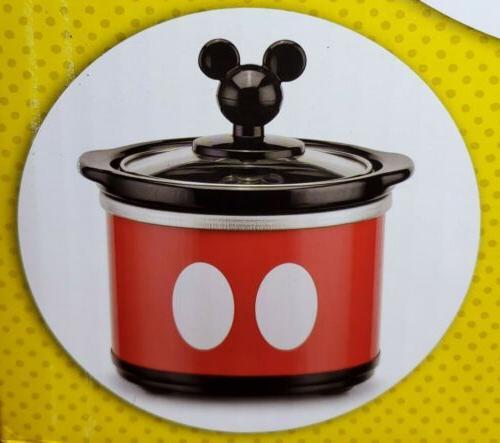 Mickey Quart Oval 20 Dipper Pot NEW!