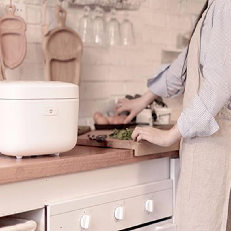 XIAOMI <font><b>Rice</b></font> <font><b>Cooker</b></font> cast iron slow <font><b>crock</b></font> box multicooker appliances