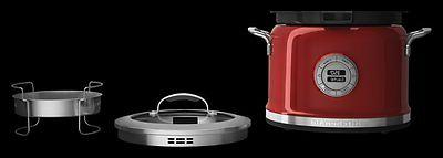 KitchenAid All-in-One Cooking System Candy Apple