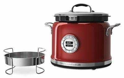 KitchenAid KMC4241CA 4-Qt All-in-One Candy Apple