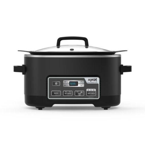 Multi-Cooker and Steamer