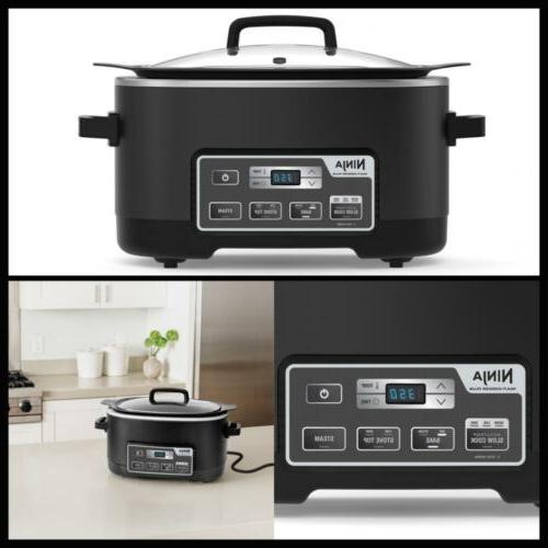 Multi-Cooker Plus 4 1 System Cooker and
