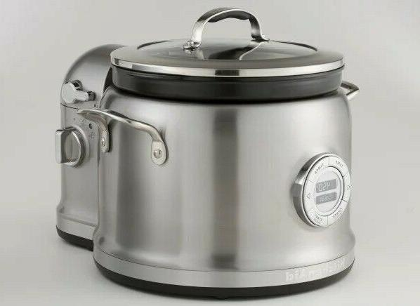 multi cooker with stir tower accessory recipe