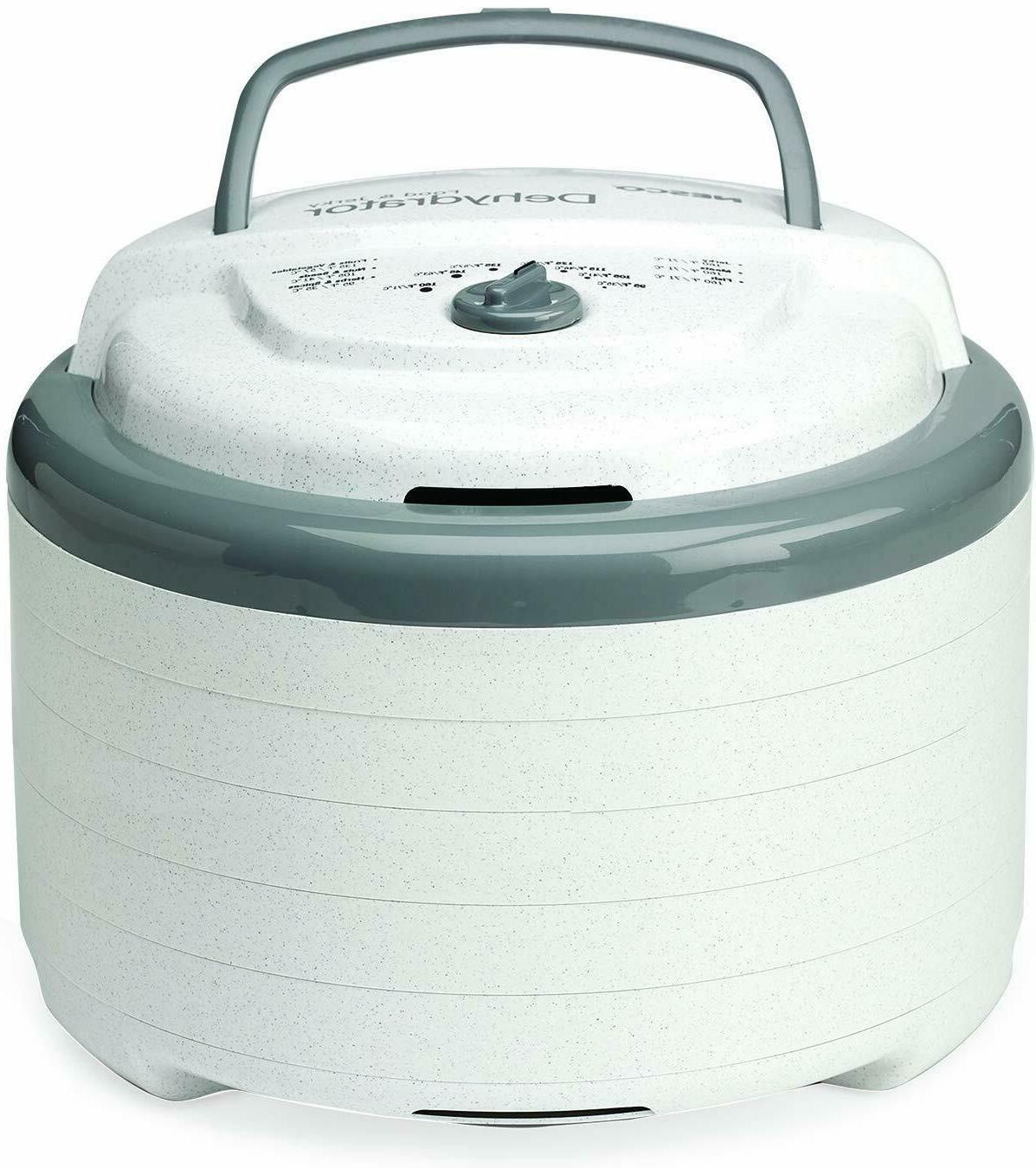 NESCO FD-75A, Snackmaster Pro Food Dehydrator, Speckled