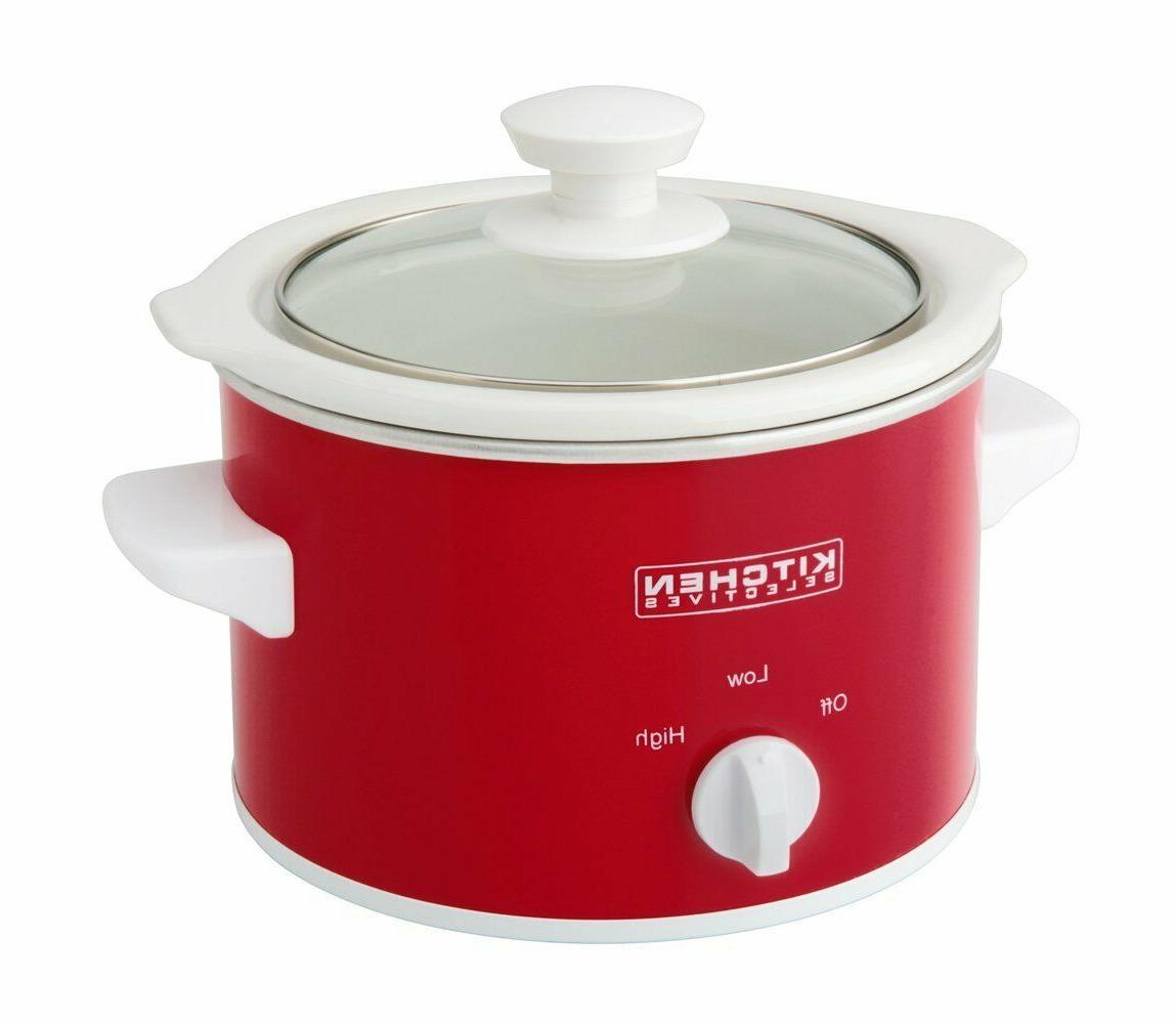 new 1 5 qt mini slow cooker