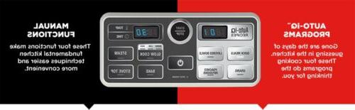 NEW! Cooking with Auto-iQ CS960