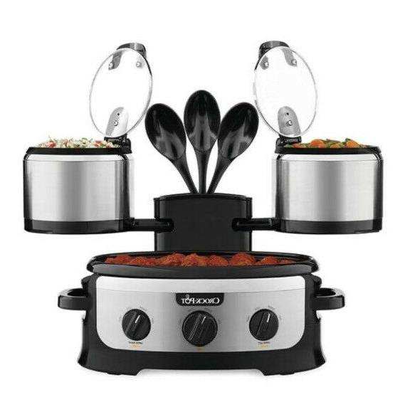 NEW Crock-Pot Stainless DISCONTINUED