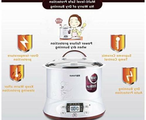 🔥 NEW! Tianji Smart Pot Pot Cooker