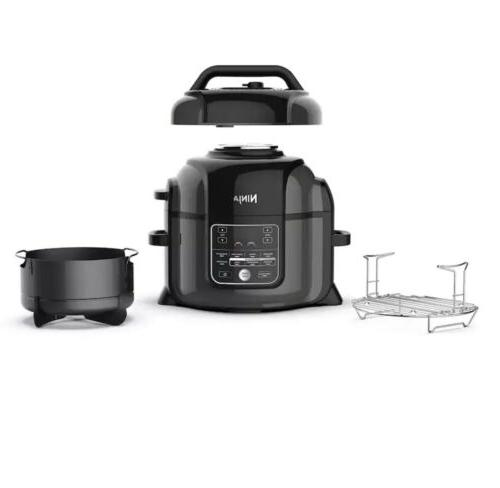 new foodi tendercrisp pressure slow cooker air